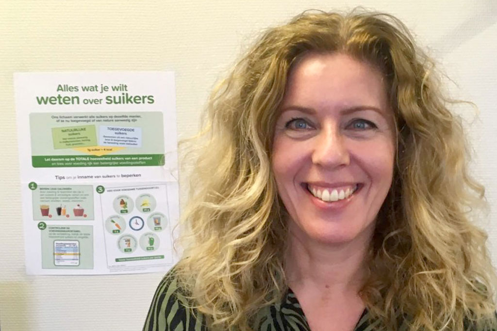Assistente Sandra Hoetmer